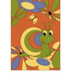 Dywan Maciuś zielony 3 x 4 m