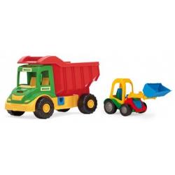 Multi Truck z Benkiem