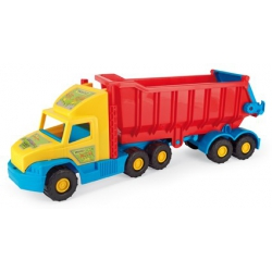 Super Truck – wywrotka