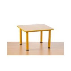 Stół Domino kwadratowy  regulowany 1-3