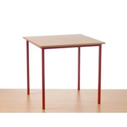 Stół świetlicowy kwadratowy  rozm. 4