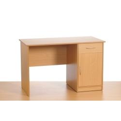 Biurko z szafka i szufladą