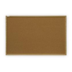 Tablica korkowa w ramie MDF  150 x 100