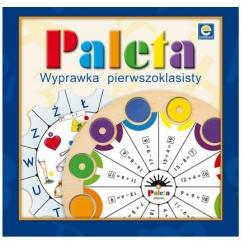 Paleta Wyprawka Pierwszoklasisty