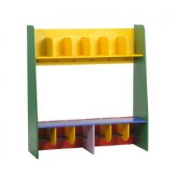 Szatnia Przedszkolak Kolor