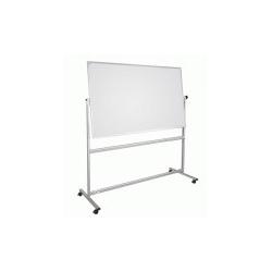 Tablica obrotowa biała lakierowana 150 x 100 cm