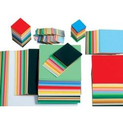 Duży mix kwadratów do origami – 2100 szt