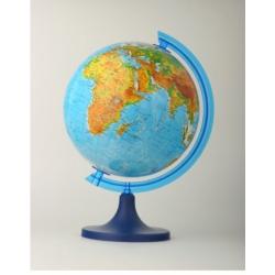 Globus  fizyczny 25 cm