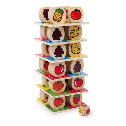 Wieża owoce