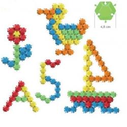 Klocki puzzle 120 elementów