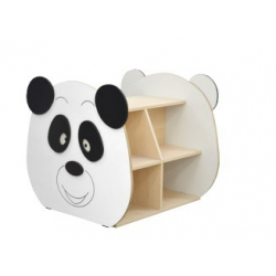 Biblioteczka Panda