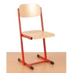 Krzesło regulowane Krzyś-R  rozm. 2-3