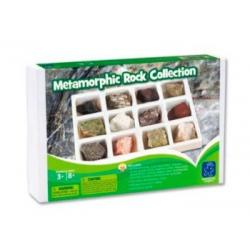 Zestaw skał metamorficznych