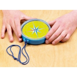 Kompas duży 10 cm