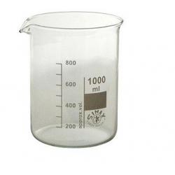Zlewka niska  250 ml