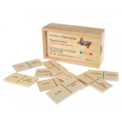 Chemiczne domino  węglowodory i pochodne