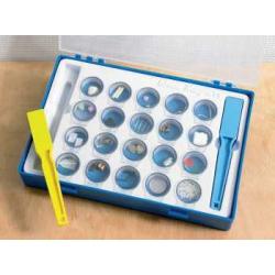 Zestaw do testowania materiałów magnetycznych