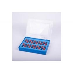 Zestaw magnesów  sztabkowych w walizce 20