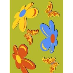 Dywan  Motyle    1,6 x 2,2 m