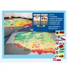 Dywan   edukacyjny   Mapa   Polski