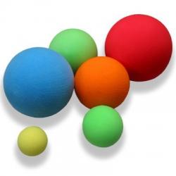 Piłka piankowa 7 cm