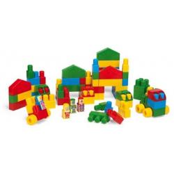 Klocki Middle Blocks – 240 elementów