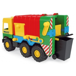 Middle Truck – śmieciarka