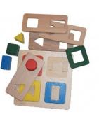 Układanki  Puzzle  Domina